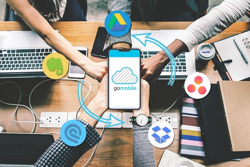 applicazioni mobile per il lavoro